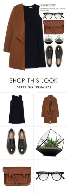 """""""finding something good"""" by evangeline-lily ❤ liked on Polyvore featuring Jil Sander, Martin Grant, Jeffrey Campbell, The Cambridge Satchel Company, Cutler and Gross and fallwinter2016"""