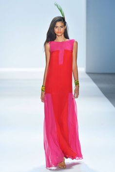 YES! Mara Hoffman Spring 2013 RTW Collection - Fashion on TheCut