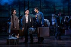 High Res Lea Salonga, George Takei, Telly Leung, Michael K Lee and cast