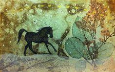 Original etching by Maarit Kontiainen Illustration Art, Illustrations, Moose Art, Gallery, Drawings, Graphics, Animals, Sketches, Animales