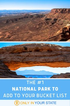 Located in southeastern Utah, Canyonlands National Park is a relatively lesser known National Park compared to Arches and Zion. Yet this treasure is worth the trip. Add a hike here to your travel bucket list. Beautiful Places In America, Best Bucket List, Secret Location, Canyonlands National Park, Hidden Beach, National Parks Usa, United States Travel, Arches, Places To Travel