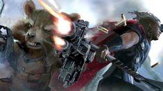 Avengers Infinity War: une théorie sur Thor confirmée.