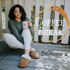 Need a coffee break? Have one with BEARPAW ☕️🐻🐾 For #NationalCoffeeDay, we are treating 3 lucky winners to a coffee shop gift card & a pair of comfy Effie slippers to enjoy! Head over to our Instagram at @bearpawshoes to enter. Giveaway will be open for a limited time only!
