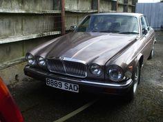 1985 Jaguar XJ6 Jaguar Daimler, Jaguar Cars, Morris Minor, Import Cars, Car In The World, Car Ins, Old Cars, Caravan, Lamborghini