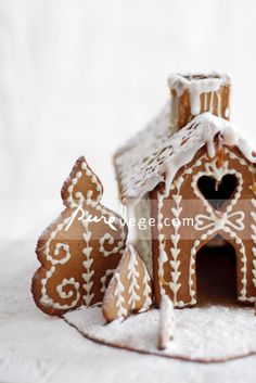 Gingerbread House by Laksmi W, via Flickr