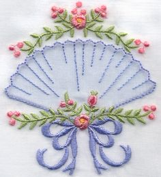 2013 Fabric-Shadow Applique Machine Embroidery Designs