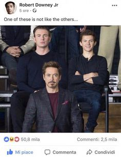 The best part is, I have the original picture, and Tom is photoshopped into this one day memes husband tom holland Avengers Humor, Funny Marvel Memes, Marvel Jokes, Dc Memes, Funny Comics, Marvel Avengers, Funny Memes, Hilarious, Tom Holland Tumblr