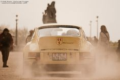Porsche Carrera RS Dust by U-Jack, via Flickr