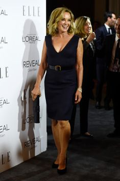Jessica Lange Photos: ELLE's 21st Annual Women in Hollywood