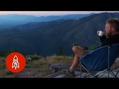(10) In Montana, a Solitary Life on Lookout Mountain - YouTube