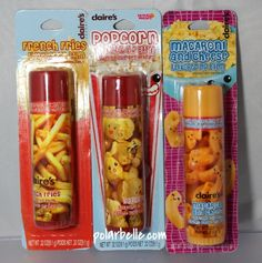 Keep Your Lips Silky Soft With Fun Flavored Lip Balms From Claires
