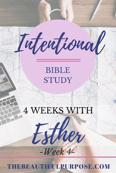 I cannot believe we are at the halfway point of the Intentional Bible Study: Esther series! Like I literally am always so excited to see how God is moving through the words and getting deeper and … Esther Bible Study, Book Of Esther, Bible Study Plans, Bible Study Tips, Bible Study Journal, Prayer Journals, Bible Studies For Beginners, Susa, Word Of God