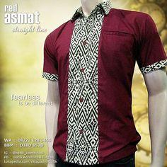 Seragam Batik, Batik Seragam Kantor, Baju Batik Modern, Kemeja Batik, BATIK PRIA, https://instagram.com/batik_kombinasi, WA : 08222 128 3456