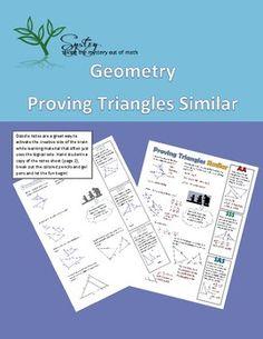 87 best Geometry images on Pinterest in 2018 | Geometry, Teaching ...
