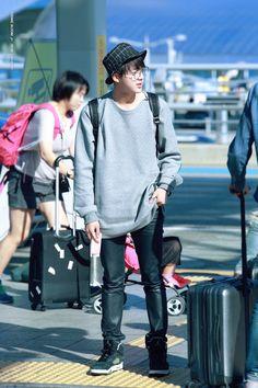 [AIRPORT] Kim Seokjin || sxmmie*