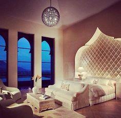 Chambre orientale sur pinterest d cor oriental chambres for Chambre style orientale