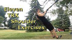 TRX Shoulder Exercises