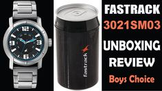 Review and Unboxing of Top Selling Titan Fastrack 3021SM03 Men Watch