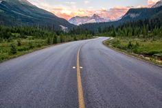 "500px / Photo ""Yoho Road"" by James Wheeler"