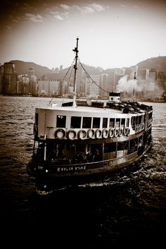 Star Ferry | Hong Kong, The Pearl of the Orient http://www.augustuscollection.com/hong-kong-pearl-orient/