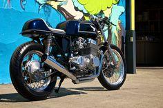 E3 Honda CB750 Cafe Racer ~ Return of the Cafe Racers