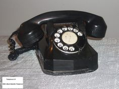 Dial Telephone