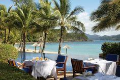 Hamilton Island, #Australia: Beach Club Poolside Breakfast
