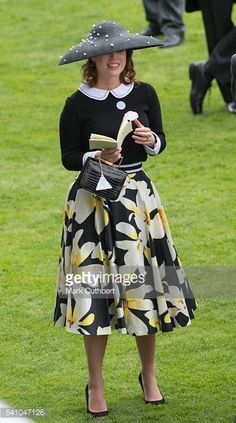 687ea36661f Princess Eugenie attends day 5 of Royal Ascot at Ascot Racecourse on June  18