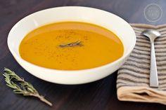Sweet Potato Squash soup