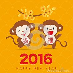 39 best 2016 images on pinterest in 2018 year of the monkey 2016 chinese new year greeting card design chinese new year card chinese new year m4hsunfo