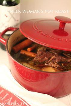 Pioneer Woman's Pot Roast