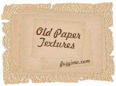 """Here is a nice collection of 12 high resolution old paper textures. I found these yellowed papers in an attic where they've been """"cooked"""" nicely by the heat throughout the years. The pack includes plain, stacked, torn and wrinkled aged paper textures at around 3000x5000px resolution."""
