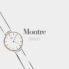Montre (feminine word)   Watch   /mɔtʁ/