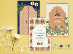 Splendid Wedding Cards Designs: If You Like it, Make it and Give it to Your Guests . Here are some splendid card designs for wedding couples: