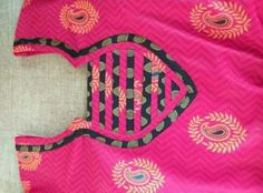 Chudithar Neck Designs, Salwar Neck Designs, Kurta Neck Design, Dress Neck Designs, Blouse Designs, Simple Kurti Designs, Neck Pattern, Churidar, Indian