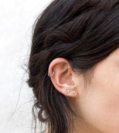 Moon Phase Earring Set | Jewelry Earrings | Almanac For June | Scoutmob Shoppe | Product Detail