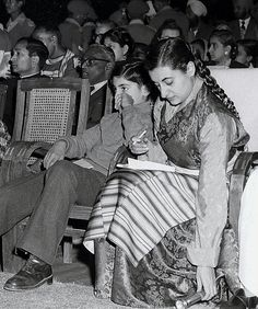 Indira Gandhi - Ex-prime minister of India