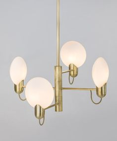 Check out the Jennifer Hang light fixture from The Urban Electric Co.