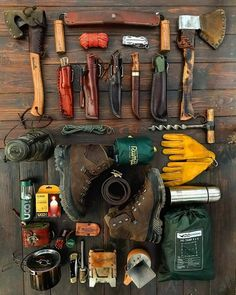 The greatest survival gear, survival prepping, and survival shelter ✔️ Bushcraft Camping, Bushcraft Knives, Camping Survival, Outdoor Survival, Camping Hacks, Camping Gear, Outdoor Gear, Bushcraft Equipment, Bushcraft Pack