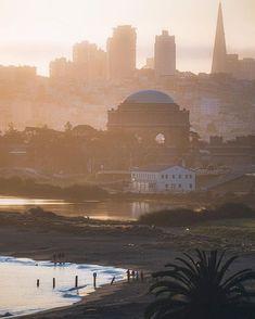 San Francisco Travel, Taj Mahal, Transamerica Pyramid, Louvre, Building, Buildings, Construction