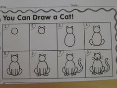 Providing preschoolers with structured and unstructured opportunities to write | Teach Preschool