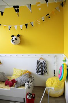 493 Best Yellow Baby Rooms Images In