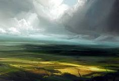 artists images of wolds Thomas Moran, Contemporary Landscape, Northern Lights, Art Gallery, Waves, Outdoor, Image, Oil Paintings, Spotlight