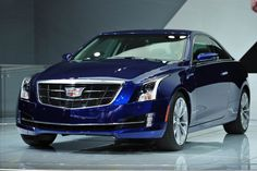 General motor recalls the Cadillacs ATS models for overheating in 'window defroster' #GeneralMotors, #GM, #RecallingCars