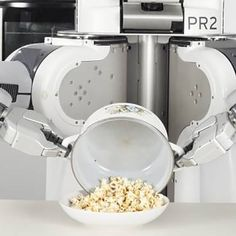This Robot Reads the Internet to Teach Itself to Make Pancakes and Popcorn