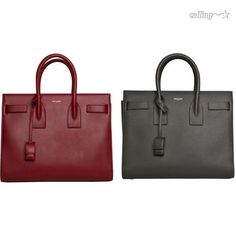 セレブ愛用商品! Saint Laurent★Classic Small Sac De Jour Bag