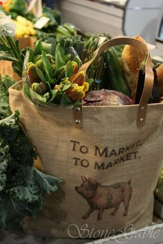 Inspiration Lane | The Farmers Market