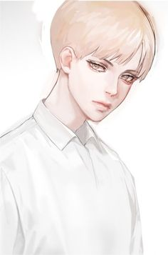106 best blonde hair anime boys images in 2018 Blonde Hair Anime Boy, Cool Blonde Hair, Character Inspiration, Character Art, Character Design, Boy Illustration, Character Illustration, Fantasy Art Men, Haikyuu Characters