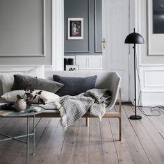 Einrichtungsideen Wohnzimmer, Innendekoration, Kleines Loft, Antike Möbel,  Stilvoll Wohnen, Schöne Zuhause