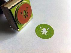 Stempel Cantik Desain Oleh Frogolor Stamp